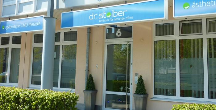 Kontakt und Anfahrt - Zahnarztpraxis Dr. Josef Stoiber