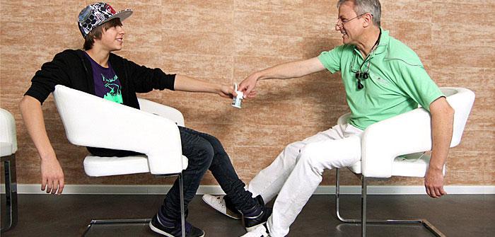 Informationsveranstaltungen - Zahnarztpraxis Dr. Josef Stoiber